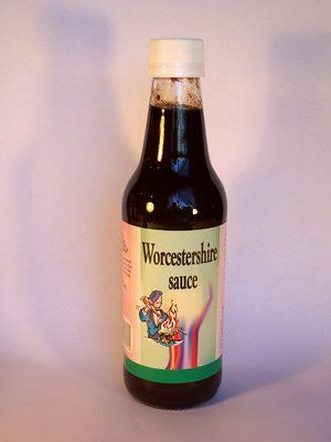 Worcestershire Sauce-330ml